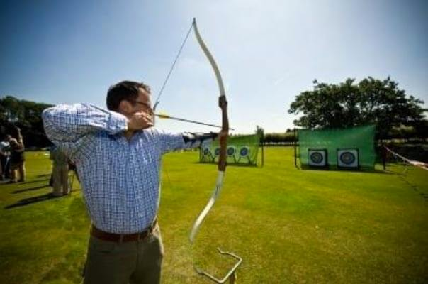 country pursuits archery