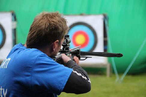 country pursuits crossbow activity