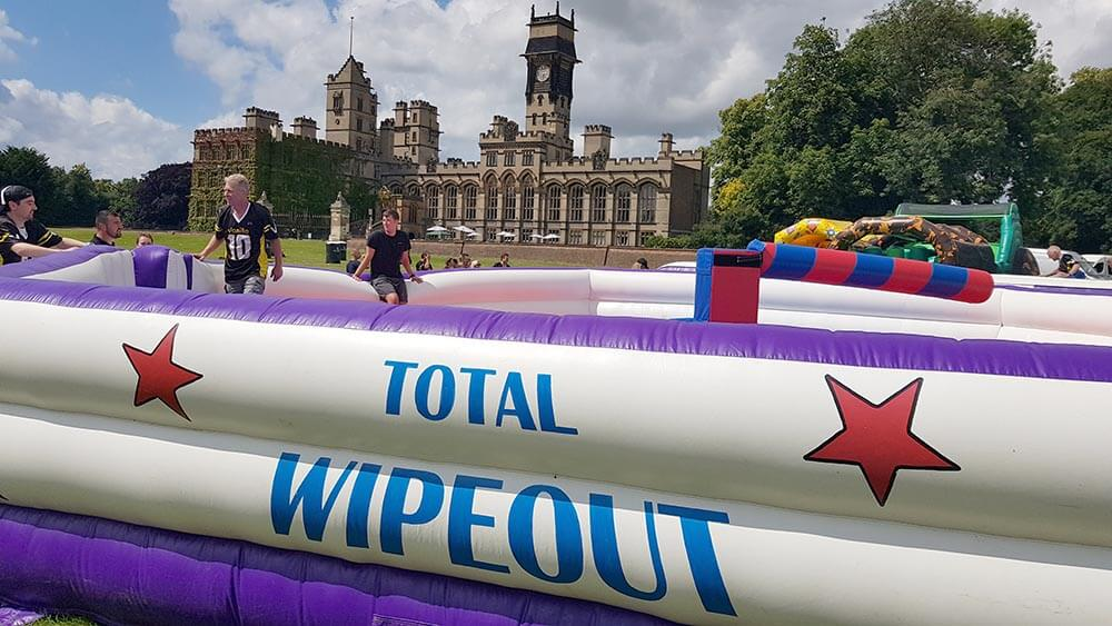 total wipe out event