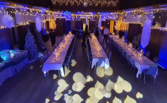 night event venue