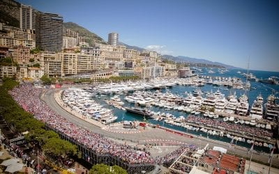 Win VIP Super Yacht Tickets to The Monaco Grand Prix 2021
