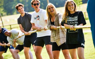 Social Distancing Team Building Ideas